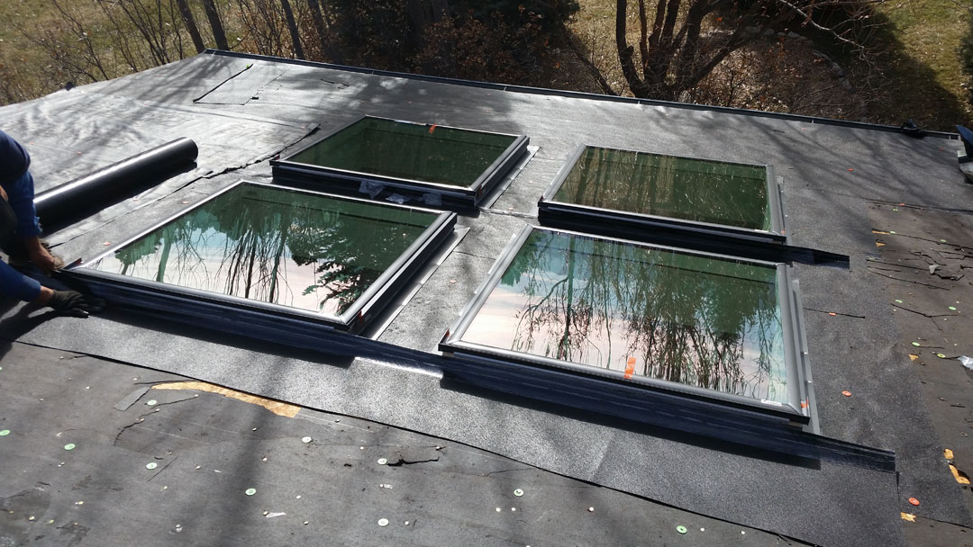 Colorado springs windows skylights for High performance windows
